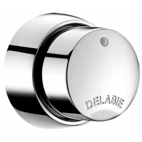 """DELABIE TEMPOSOFT 2 nyomógombos piszoár öblítőszelep, max 7 mm vastag panelokra szerelhető, 1/2"""""""