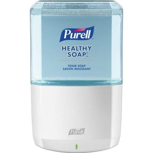 PURELL ES8 Soap automata kézmosó habszappan adagoló, ES8 szappanadagoló rendszer, 1200 ml, érintésmentes szenzoros működtetéssel, ENERY-ON-THE-REFILL tápellátás, fehér - az utántöltő patron nem a termék része