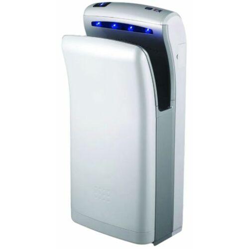 BIO JET légborotva jellegű, dupla oldalú, turbó kézszárító, műanyag, fehér, 1150 W, 10-12 mp, 65 dB