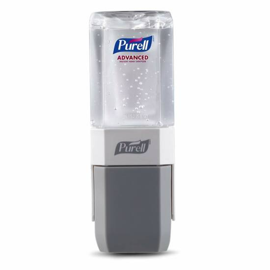 PURELL Advanced ES Everywhere System Starter kézfertőtlenítő gél kezdőcsomag - fali manuális adagoló és 450 ml-es utántöltő patron kit