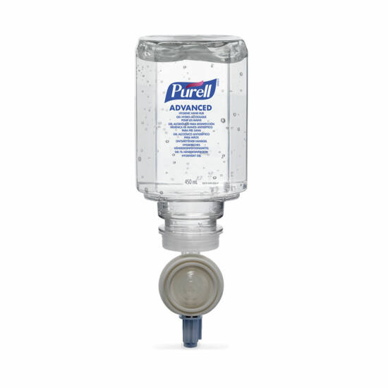 PURELL Advanced kézfertőtlenítő gél ES Everywhere System-hez, 450 ml