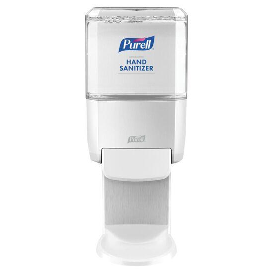 PURELL ES4 nyomógombos kézfertőtlenítő adagoló, ES4 manuális kézfertőtlenítő rendszer, 1200 ml, fehér - az utántöltő patron nem a termék része