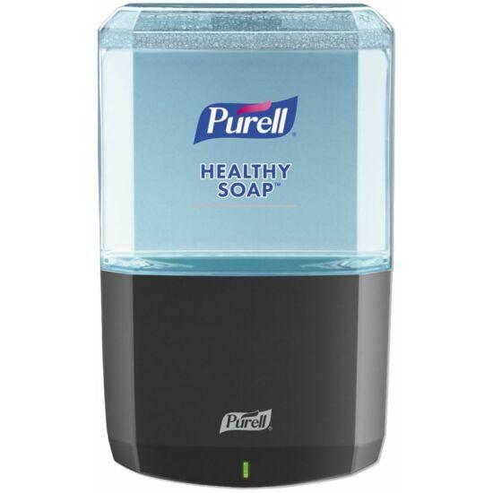 PURELL ES6 Soap automata kézmosó habszappan adagoló, ES6 szappanadagoló rendszer, 1200 ml, érintésmentes szenzoros működtetéssel, elemes, fekete - az utántöltő patron nem a termék része