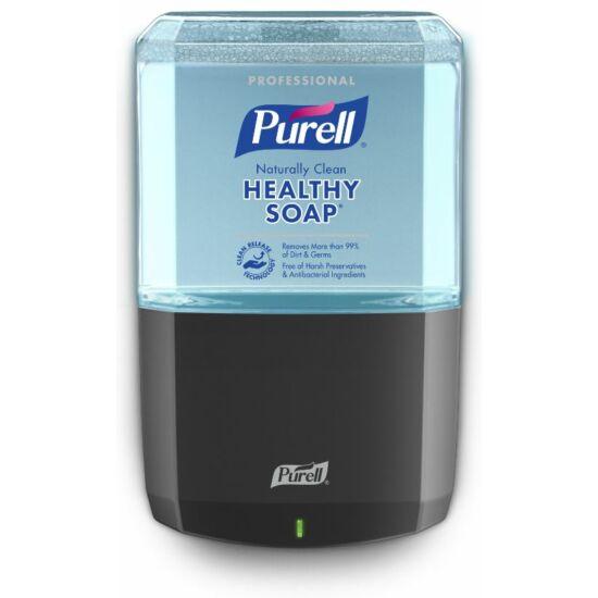 PURELL ES8 Soap automata kézmosó habszappan adagoló, ES8 szappanadagoló rendszer, 1200 ml, érintésmentes szenzoros működtetéssel, ENERY-ON-THE-REFILL tápellátás, fekete - az utántöltő patron nem a termék része