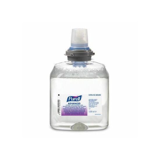 PURELL Advanced kézfertőtlenítő hab TFX utántöltő patron, 1200 ml
